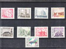 POLAND  1966 DEFINITIVE SET    MNH VF