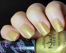 NEW! Nicole By OPI nail polish lacquer in CARRIE'D AWAY ~ GOLD SHIMMER