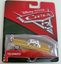 Tex Dinoco - Cars 3 - Disney - Pixar - Mattel 1:55 Car - 2016 - Nice !