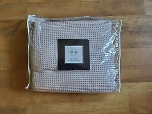 STUDIO D UNITY COVERLET MINI SET FULL QUEEN 100% COTTON MADE IN PORTUGAL $159