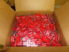 NEW Red Model 8001 Seals Lot of 1000 366001-376000  *FREE SHIPPING*