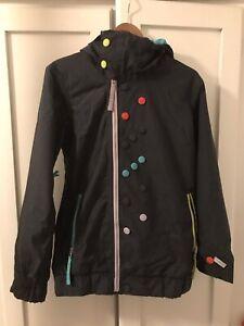 oakley ski jacket. Size Small (10) Fantastic Hardly Worn Condition.