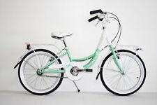 """bicicleta clásico 20"""" niño trekking city bike sin cambio de paseo ciclo"""