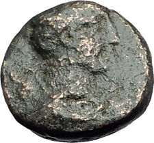Amphipolis in Macedonia 148BC Authentic Ancient Greek Coin ARTEMIS BULL i63845