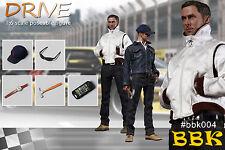 BBK Ryan Gosling Death Drive 1/6 Poseable Full Sets Male Action Figure #BBK004