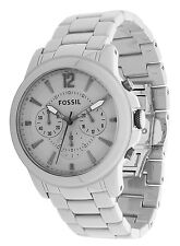 Fossil Herren Armbanduhr Grau CE5017