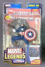 Marvel Legends Series VIII ULTIMATE CAPTAIN AMERICA - Toy Biz 2004 - New in Pack