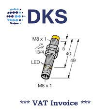 TURCK NI4U-EG08-AP6X-V1131 Inductive Sensor M8 DC PNP NO IP68 000451