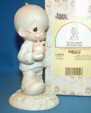 Precious Moments Figurine 522015 ln box To The Apple Of God's Eye