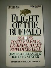 Audiobook on Cassette Flight of the Buffalo : Soaring to Excellence; Leadership