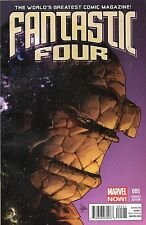 MARVEL COMICS FANTASTIC FOUR ANNUAL #33 SEPTEMBER 2012 1:20 DAVIS VARIANT NM