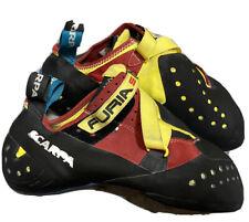 New listing Euc Scarpa Furia S rock climbing shoes Us Sz 9 •No Reserve• Excellent Condition