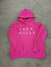 Ladies Jack Wills Hoody Size 14