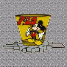 Time Pieces Pin Mickey Future Clock - Journey Through Time - DISNEY Pin LE 1200