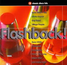 70's DISCO FLASHBACK - 18 CLASSIC DISCO HITS / VARIOUS ARTISTS