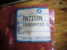 Qty 1 NOS AN7158N ECG1373 NTE1373 SIP IC Panasonic dual amp FS in USA