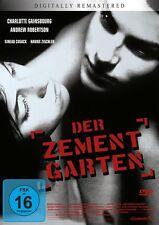 EL JARDÍN DE Cemento The Garden CHARLOTTE GAINSBOURG Andrew Robertson DVD nuevo