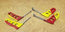 """Paintless Dent Repair Tools Pdr Finesse Whaletails 3"""" Set"""