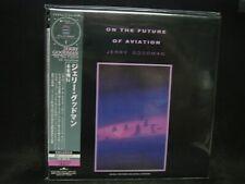 JERRY GOODMAN On The Future Of Aviation JAPAN MINI LP CD Mahavishnu Orchestra