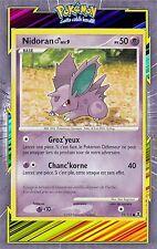 Nidoran - Platine 02: Rivaux Emergeants - 72/111 - Carte Pokemon Neuve Française