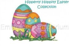 HIPPERTY HOPPERTY EASTER COLLECTION - MACHINE EMBROIDERY DESIGNS ON CD OR USB