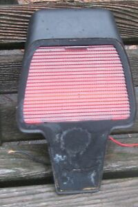 87-93 SAAB 900 CLASSIC HATCHBACK THIRD BRAKE LIGHT OEM HELLA COMPLETE