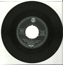 """David Terry, March from the River Kwai.., neutral/VG, 7"""" Single, 9-1115"""