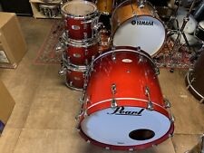 Pearl Reference Drum Kit, Shell Pack, Scarlet Fade