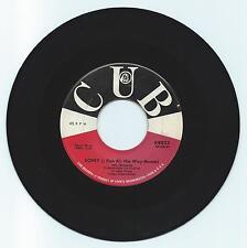 DOO WOP 45 THE IMPALAS SORRY ( I RAN ALL THE WAY HOME ) ON CUB  VG+ ORIGINAL 2ND