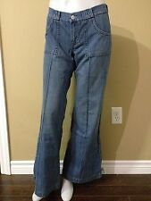 """Old Navy Women's """"The Diva"""" Flare Leg Trouser Jean - Size 8 - NWT"""