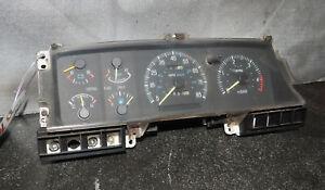 1987-1991 Ford F150 F250 F350 Tablero Velocímetro Calibre Racimo Panel MT Diesel