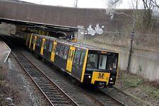 Tyne and Wear Metro No.4054 @ Heworth (35mm Slide & 6x4 Photo)
