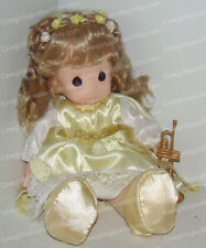 HOPE, Songs of the Spirit Doll (Precious Moments, 1078) Angel holding Trumpet