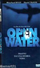 Open Water (2003) VHS Eagle