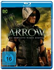 Blu-ray * Arrow - Season / Staffel 4 Blu-ray * NEU OVP * (DC-Comics)