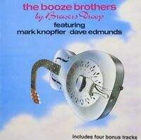 MARK/EDMUNDS,DAVE BREWERS DROOP/KNOPFLER - THE BOOZE BROTHERS  CD NEU