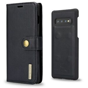 For Samsung Galaxy S10 S10 PLUS S10E Leather Flip Case Cover Card Wallet Stand