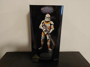 Sideshow 1:6 Scale Star Wars 212th Attack Battalion Clone Trooper: Utapau