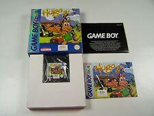 Nintendo Gameboy/Gameboy Color-Spiel Hugo 2 1/2 komplett OVP TOP DMG-AHOP-NOE