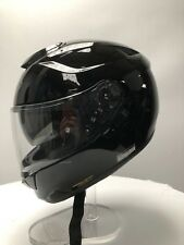 Shoei GT Air Motorcycle Helmet black size X-Large