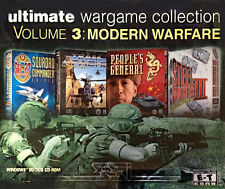 Ultimate Wargame Collection 3:  Modern Warfare - PC