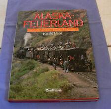 Alaska - Feuerland von HARALD NAVE - Reise- und Bahnerlebnisse - Eisenbahn 1986