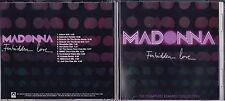MADONNA - FORBIDDEN LOVE REMIX CD PROMO DANCE POP