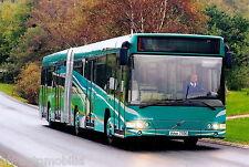 Volvo Bus Typ 7700 im Einsatz für BKV Rt Budapest Foto (orig. Werksfoto) 2002