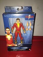 "Mattel DC Multiverse Shazam! 6"" Figure"