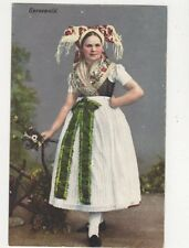 Spreewald Vintage Postcard Germany 397a