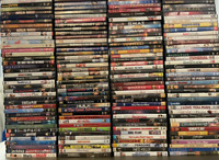 2 for $10 or Buy 3 Get 2 FREE  -  You Pick and Choose DVDs All Genres!
