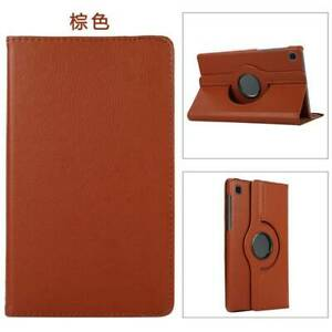 Leather Stand 360 Rotate Case Cover For Samsung Galaxy Tab A7 Lite 8.7 T220 T225
