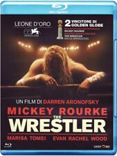 THE WRESTLER CON MICKEY ROURKE (BLU-RAU) ITALIANO, NUOVO