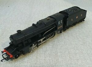 Hornby Top Link R297 Stanier Class 8F 2-8-0 locomotive LMS number 8035  VG Boxed